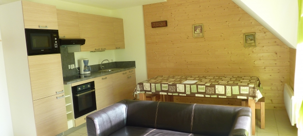 Appartement n 09 t2 avec terrasse belles aigues le for Garage ad aurillac